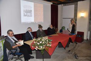 Un momento della presentazione del libro di Angelo Ferdani tenutasi venerdì scorso a Filattiera