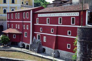 Villafranca, la sede del Museo Etnografico della Lunigiana