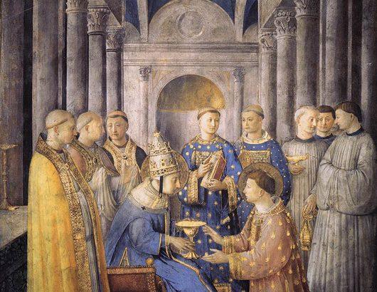 Niccolò V, il Papa del Giubileo, malato di gotta