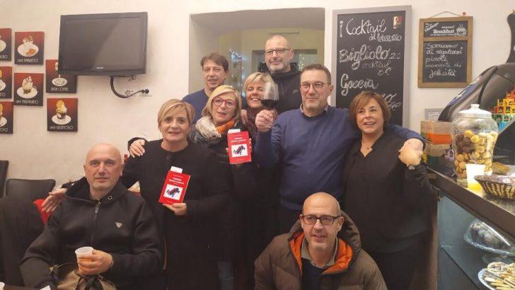 """Presentato il libro di Bertoli """"Rosso sangue  come la Ferrari"""""""
