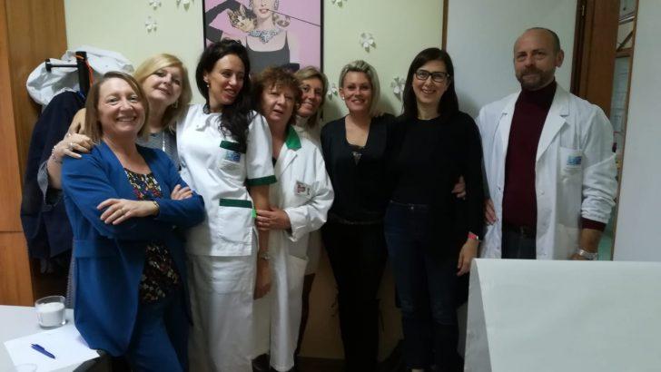 Pontremoli: inaugurato l'ambulatorio estetico oncologico