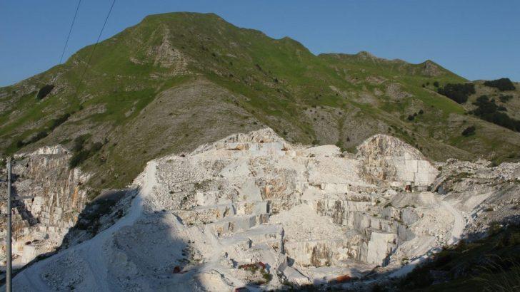Fivizzano: approvato il piano estrattivo delle Cave