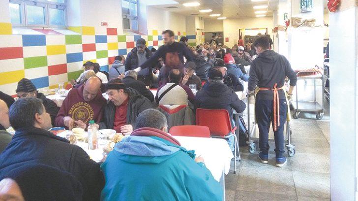 Dalla Lunigiana a Milano per il Campo invernale con i poveri