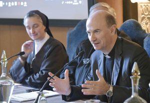 Mons. Stefano Russo, segretario generale della Conferenza Episcopale Italiana