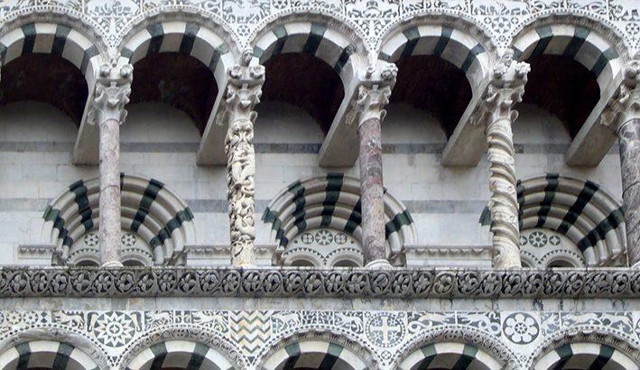Lucca e la sua cattedrale voluta da Alessandro II e consacrata nel 1070