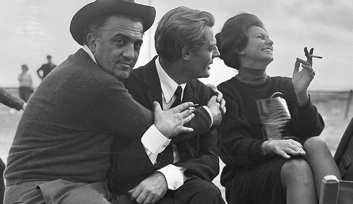 Federico Fellini,  l'inventore che ha stupito il mondo