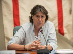 L'assessore regionale alla sanità, Stefania Saccardi