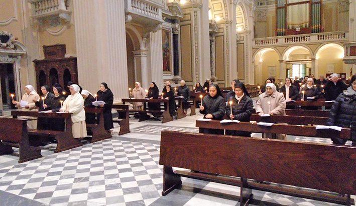 Celebrata a Massa la Festa della Vita consacrata