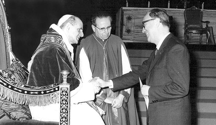 """Vittorio Bachelet, """"Una forza di speranza capace di costruire nel presente l'avvenire"""""""