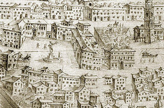 Alberico Cybo Malaspina e le vicende del ducato di Massa