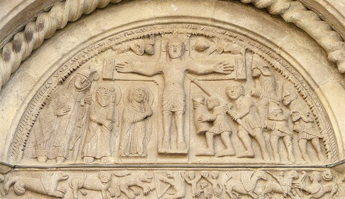 Monaci sul crinale appenninico nel Medioevo