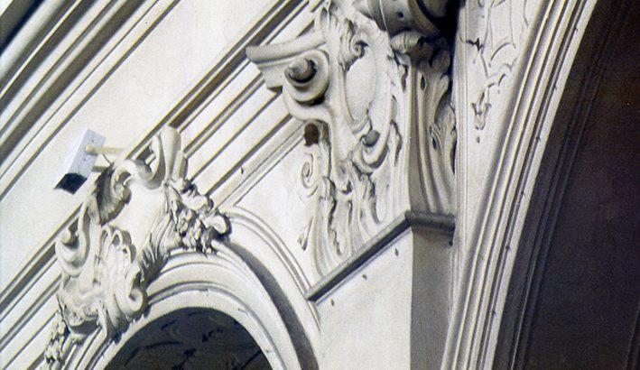 I Portugalli e l'arte dello stucco in Lunigiana