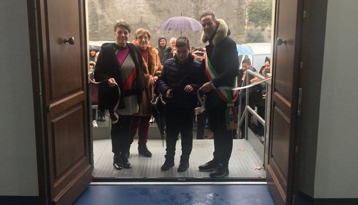 """Fivizzano: inaugurata la palestra della scuola """"Bartoli"""""""