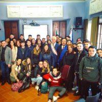 A Bagnone studenti a… lezione di Lunigiana