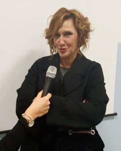 La Dirigente scolastica Silvia Arrighi