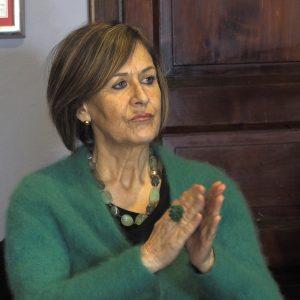 Dirigente della SDS Rosanna Vallelonga