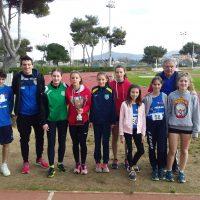 Corsa campestre: bene i nostri ai regionali a Livorno