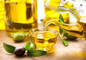 Un immagine dell'olio di oliva