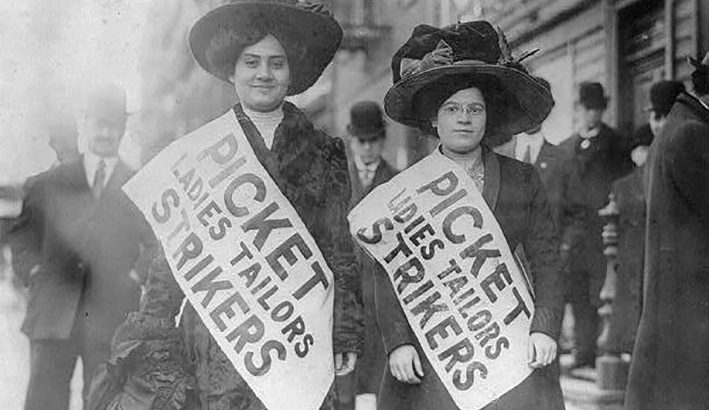 Otto marzo giornata della donna: prima di tutto persone