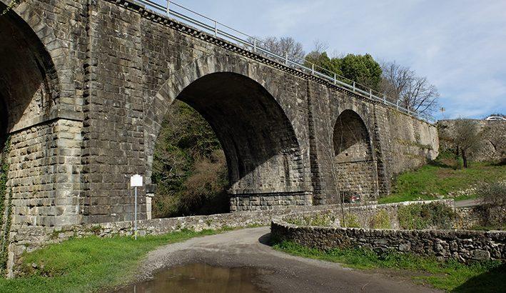 Il ponte di Mignegno salta in aria: è il 18 marzo 1945