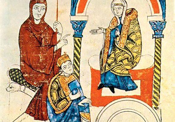 Pontremoli da Matilde di Canossa a Federico Barbarossa