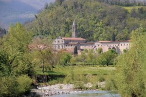 Il santuario e il convento della SS. Annunziata.