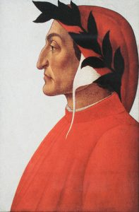 Dante Alighieri (1265 - 1321)