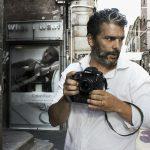 Il fotografo Davide Marcesini
