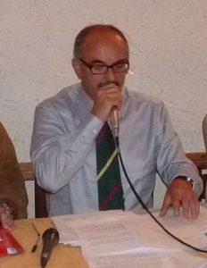 Il dottor Paolo Arrighi referente dello studio associato di Pontremoli