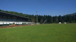 Lo stadio Lunezia a Pontremoli