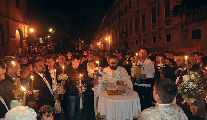 """""""Cristo è risorto!"""" La Pasqua per le comunità cristiane ortodosse"""
