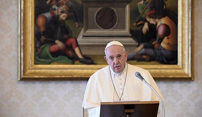 """Papa Francesco: """"Non è questo il tempo dell'indifferenza, non è questo il tempo degli egoismi"""""""