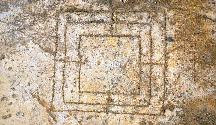 Quei giochi antichi incisi sulla pietra