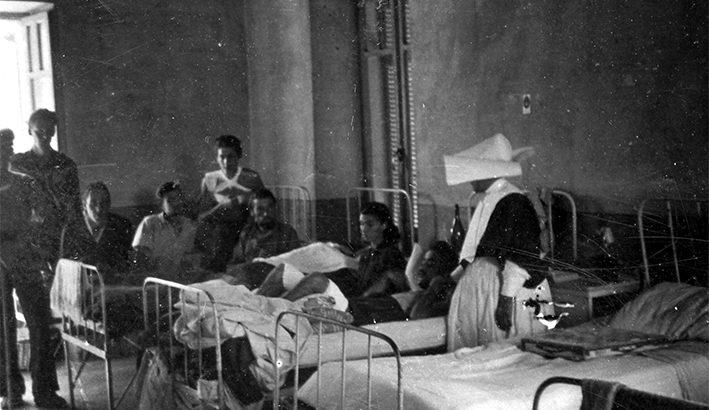 Medici in prima linea, protagonisti della Resistenza