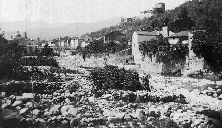 A Pontremoli, dopo la Liberazione, ancora fame e tessere annonarie