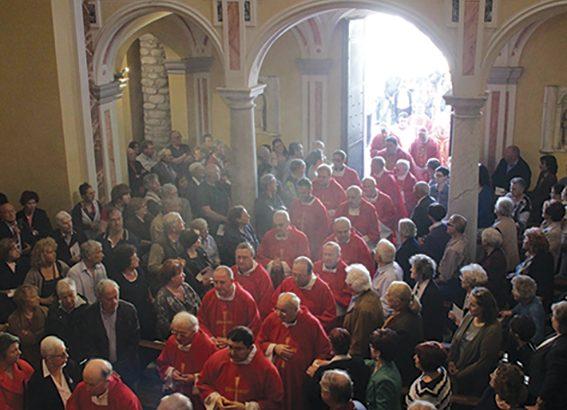 San Marco ad Avenza, una festa di popolo messa a dura prova