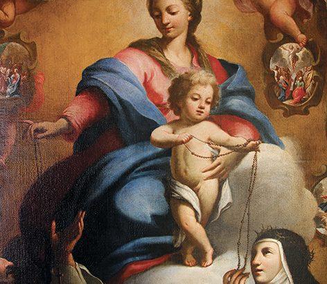 Maggio, il mese dedicato  alla Madonna