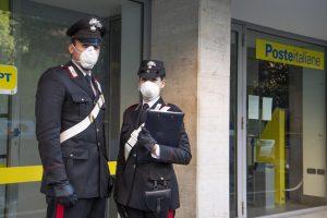 Carabinieri e Poste Italiane
