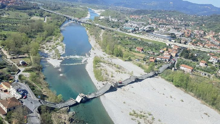 Albiano aspetta nuove decisioni sul ponte