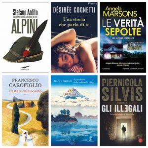 i sei libri finalisti del Bancarella 2020