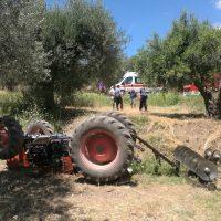 Villafranca: muore in un incidente 79enne schiacciato dal trattore