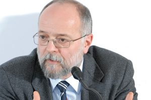 Il prof. Guido Formigoni