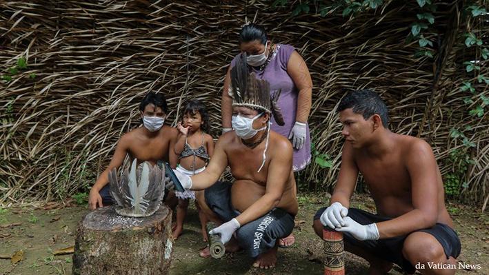 Il Covid-19 è il nuovo flagello anche per l' Amazzonia
