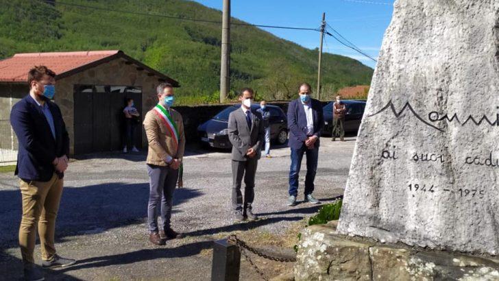 """Fivizzano: in corso la """"Settimana della Memoria"""" nonostante il Covid-19"""