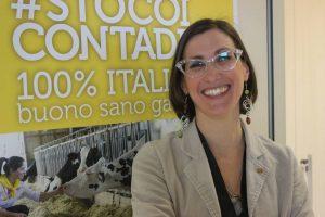 Francesca Ferrari, Presidente della Coldiretti Massa Carrara