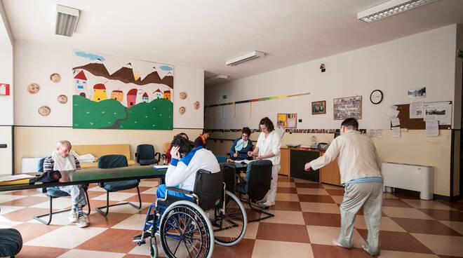 A breve la riapertura dei centri diurni per disabili