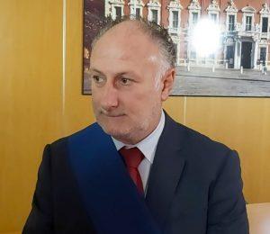 Il presidente della Provincia di Massa Carrara Gianni Lorenzetti