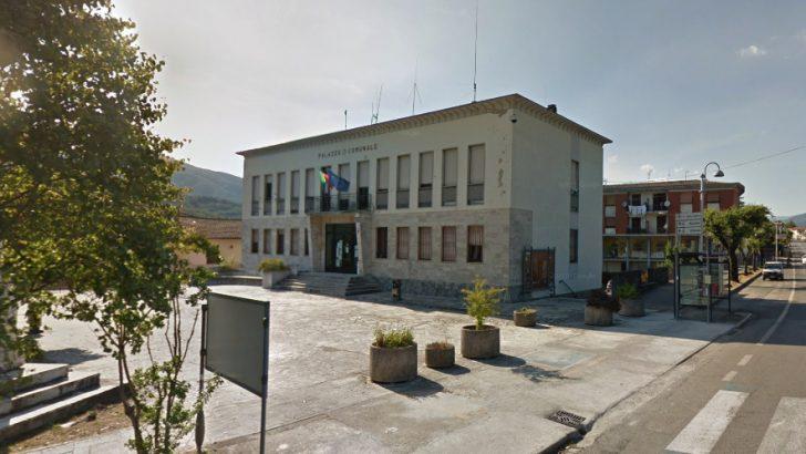 Al via i lavori nel palazzo comunale di  Villafranca