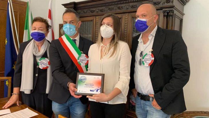 """""""Voler bene all'Italia"""" dedicata a Paolo Grassi"""