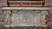 Opera dei Baratta un altare nel Duomo di Pontremoli